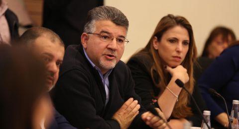 النائب جبارين: جلسة اليوم هي خطوة أخرى في مواجهة قانون كامينتس