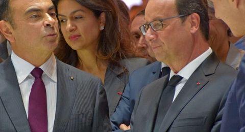 محامون لبنانيون يتقدمون بإخبار قضائي ضد غصن لزيارته إسرائيل
