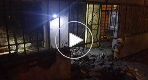 انفجار قرب السفارة الأمريكية وسط بغداد