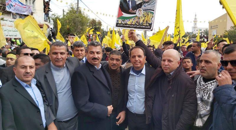 مهرجان إحياء ذكرى انطلاقة الثورة وحركة