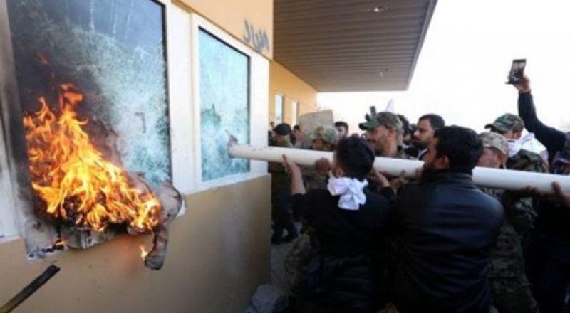 بعد الهجوم على السفارة الأميركية في بغداد.. بومبيو يؤجل زيارته لأوكرانيا وبيلاروسيا لمراقبة الوضع