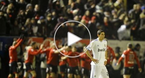 خسارة مفاجئة لريال مدريد امام اوساسونا (0-1)