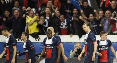 باريس سان جيرمان يتغلب على تشيلسي ويحسم الجولة الاولى