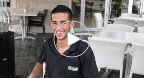 اللاعب محمود زبيدات :