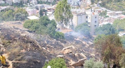 حرائق في عدة أماكن .. وسلطة الاطفاء تحذّر