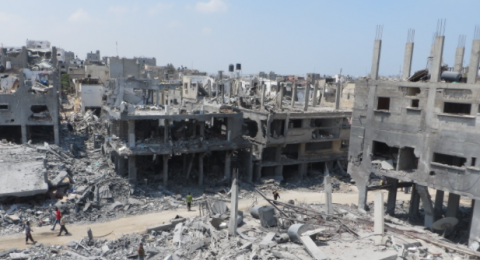 أول تعليق من كوريا الشمالية على العدوان الأخير في غزة