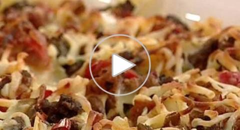 وجبة لذيذة: كيفية إعداد أصداف المكرونة المحشية