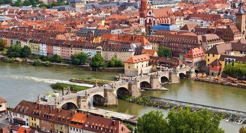 السياحة في فورتسبورغ المانيا و 5 من أجمل الأماكن السياحية للزيارة