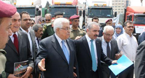 اشتية: من يريد مساعدتنا يجب أن يتماشى مع الأجندة الوطنية الفلسطينية