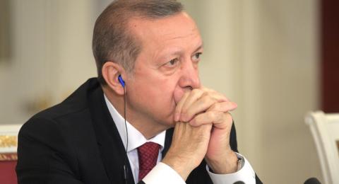 أردوغان: رفض تسليم مقاتلات