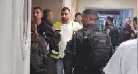 ادارة المقاصد تناشد الهيئات الدولية بالتدخل لوقف الاقتحام الإسرائيلي المتكرر للمستشفى