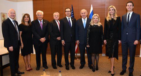 خطوة غير مسبوقة.. ادارة ترامب تحتفل اليوم بطريق استيطاني شرق القدس