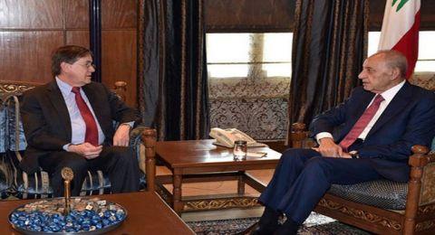 تعثر الوساطة الأمريكية بين لبنان وإسرائيل