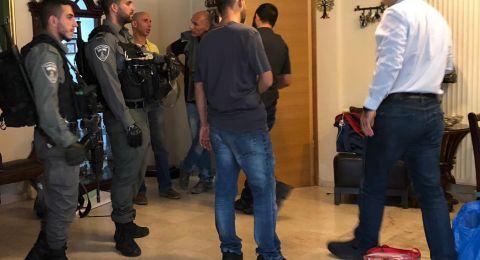 اعتقال وزير شؤون القدس فادي الهدمي