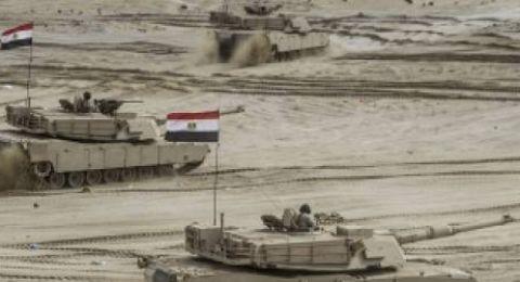 الجيش المصري يتفوق على جيوش اميركا وتركيا واسرائيل