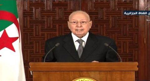 بن صالح: الحوار الجزائري سيركز على تنظيم الانتخابات