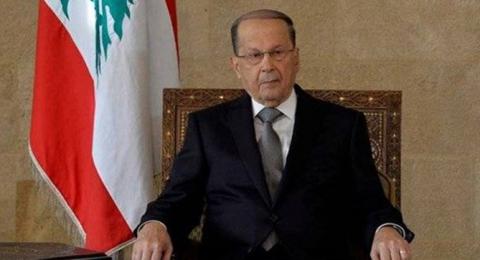 عون: 300 ألف نازح سوري عادوا من لبنان إلى وطنهم