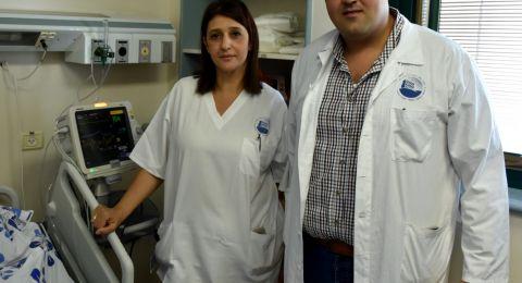 جديد - افتتاح وحدة جديدة للجلطة الدماغية في باده - بوريا