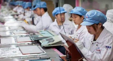 انكماش أنشطة المصانع بالصين في حزيران