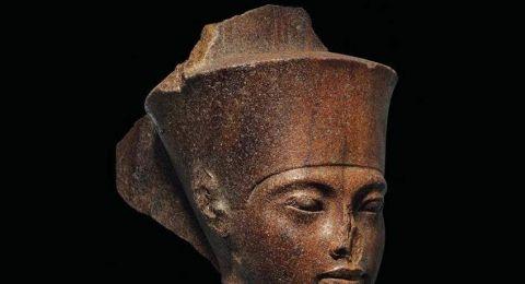 رغم اعتراض مصر.. رأس توت عنخ آمون بيع بـ 6 ملايين دولار