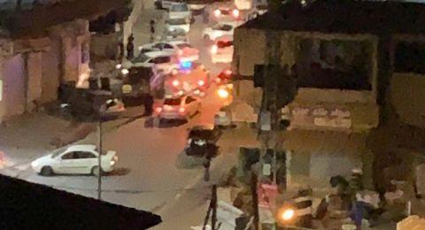 ام الفحم: شجار بين عناصر من الشرطة وعدد من الشبّان