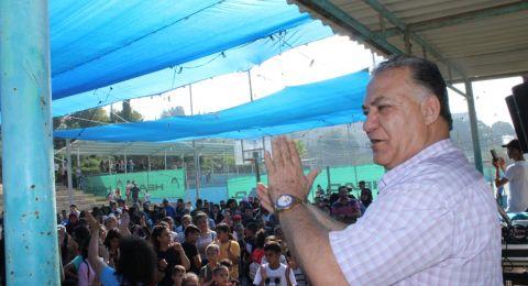 انطلاق مخيّمات بلديّة الناصرة الاربعة