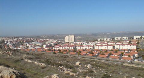 منظمة التحرير تحذر من شرعنة إسرائيل ألفي وحدة استيطانية في الضفة الغربية