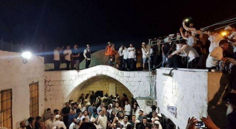آلاف المستوطنين يقتحمون نابلس