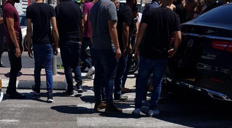 الناصرة: إطلاق نار على مواطن قرب دوار البيج