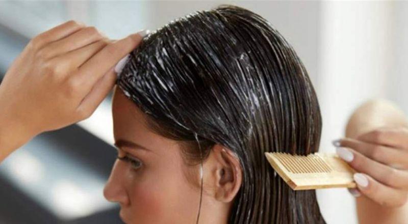 لاستعادة كثاقة الشعر بعد تساقطه.. هذا ما يجب إضافته إلى الحناء!