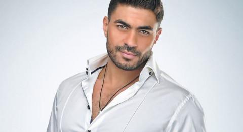 بالصور: سيارة خالد سليم تحطّمت والدماء على وجهه.. هذا ما حصل معه!