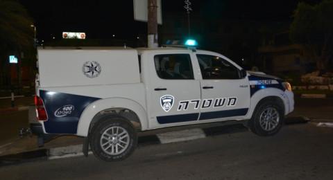 طوبا الزنغرية: إحراق سيارة لمواطنة واعتقال مشتبه
