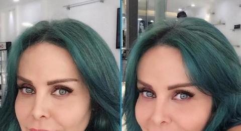 رولا سعد وبلبلة على إنستغرام بسبب لون شعرها الجديد
