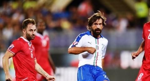 ايطاليا تحقق فوز صعب على مالطا