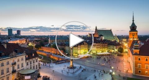 تعرفوا على الاماكن السياحية في وارسو