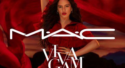 ماركة الماكياج العالمية M∙A∙C تقدم:المغنية الإسبانية روزاليا فتاة M.A.C !