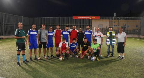 فسوطة تحتضن الجولة الرابعة من بطولة التسامح بكرة القدم