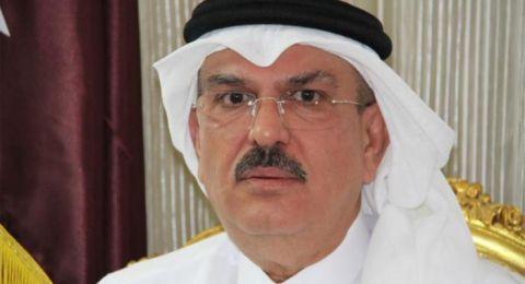 العمادي يعلن نجاح جهود قطر في التوصل لاتفاق تهدئة بغزة