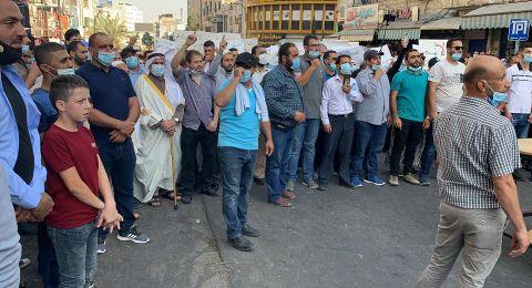 الأجهزة الأمنية الفلسطينية تفض تظاهرة في رام الله ضد اتفاقية سيداو