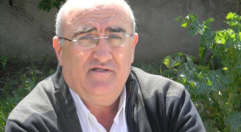 دالية الكرمل تفجع بوفاة الصحافي فرح حلبي (أبو سليمان)