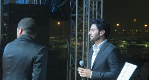 المهندس يحيي أجمل حفلات حلبة البحرين الدولية