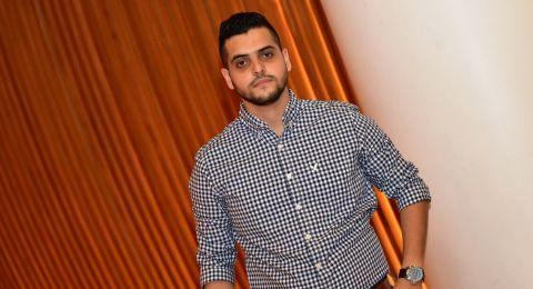 محمود ذياب اغباريّة (21 عاماً) ... أصغر مرشّح في قوائم امّ الفحم