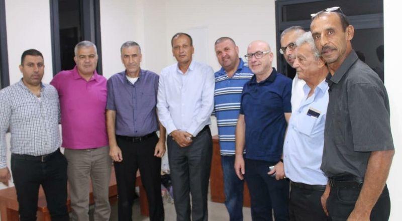 ام الفحم: التحالف الوطني يبادر لزيارة مرشّحي الرئاسة وأجواء طيّبة في المدينة