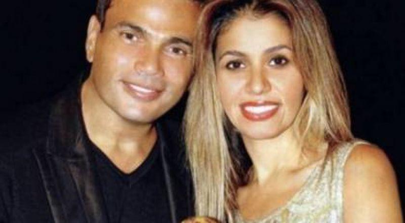 هل أرسل عمرو دياب رسالة مشفرة لزوجته زينة عاشور في ألبومه الجديد؟