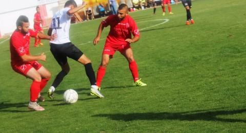 الاتحاد المجدلاوي يفوز على عرابة(2-0) ويتطلع للقمة