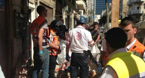 3 حوادث عمل منذ الصباح: سقوط عاملين في الخضيرة ونتيفوت واصابة عاملة في