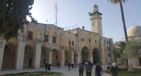 مفتي القدس: اسكات صوت الاذان تدخل في شعائر وعبادات المسلمين