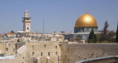 مخطط إسرائيلي جديد لإسكات صوت الأذان بالقدس