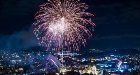 الناصرة: ترقبوا الألعاب النارية منتصف هذه الليلة