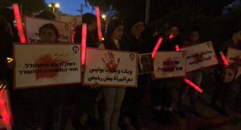 اللد والرملة تصرخان في موقفّ واحد: لا للعنف لا للقتل